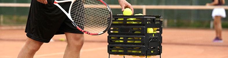 Tennisballsammler: ein direkter Vergleich